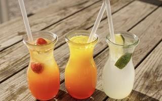 Как приготовить газировку из соды, уксуса и лимонов в домашних условиях
