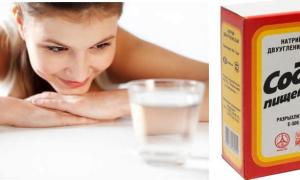 Лечебные свойства чайной соды