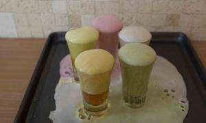 Интересные эксперименты с пищевой содой