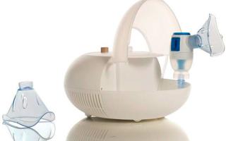 Дышать над содой при простуде или ингаляции в небулайзере – мнение врачей